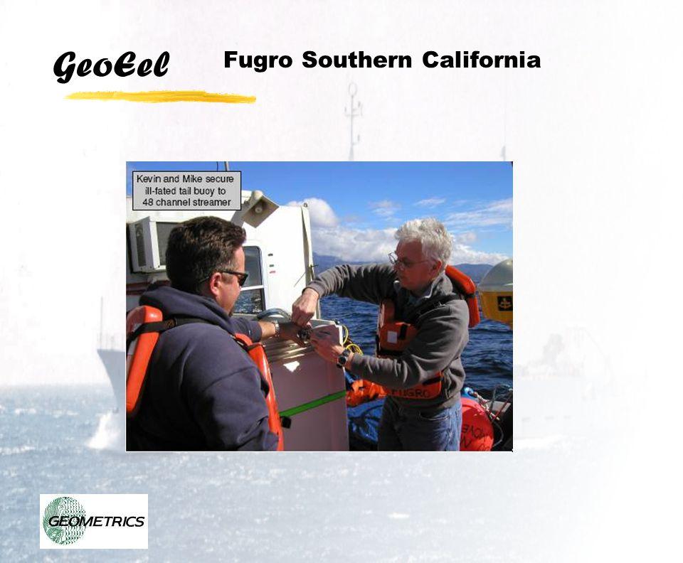 GeoEel Fugro Southern California