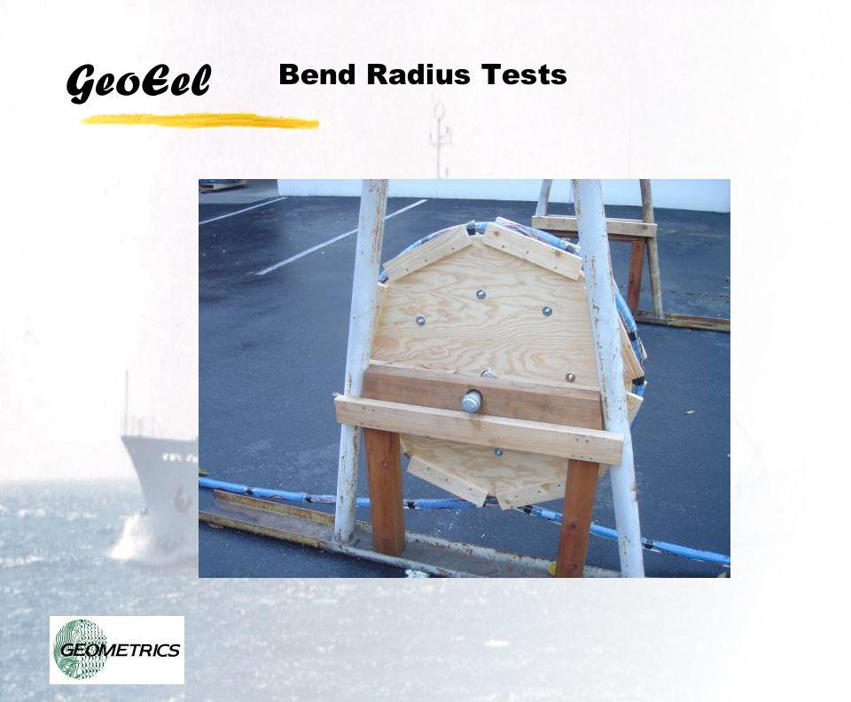 GeoEel Bend Radius Tests