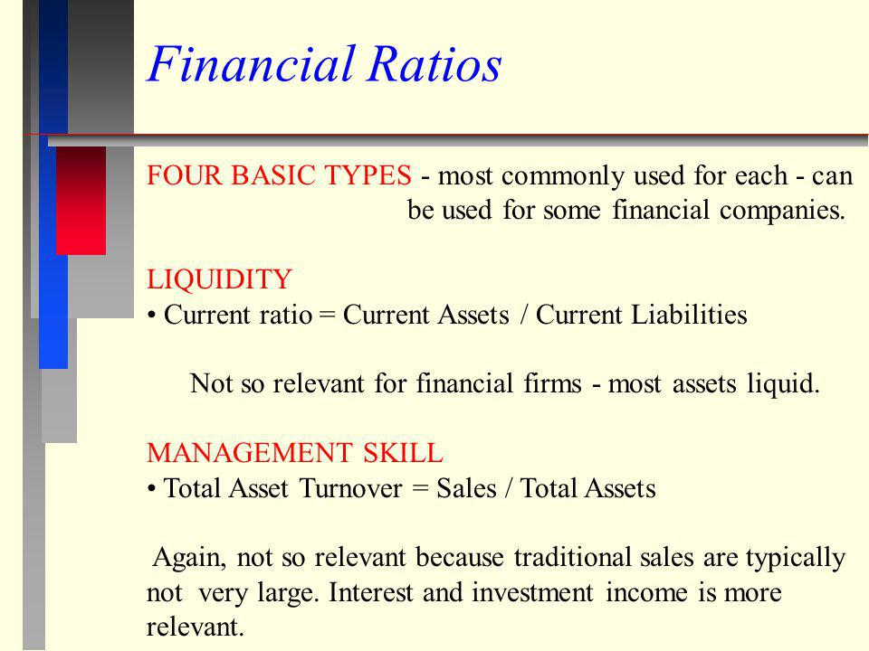 Other Approaches to Financial Analysis 1.