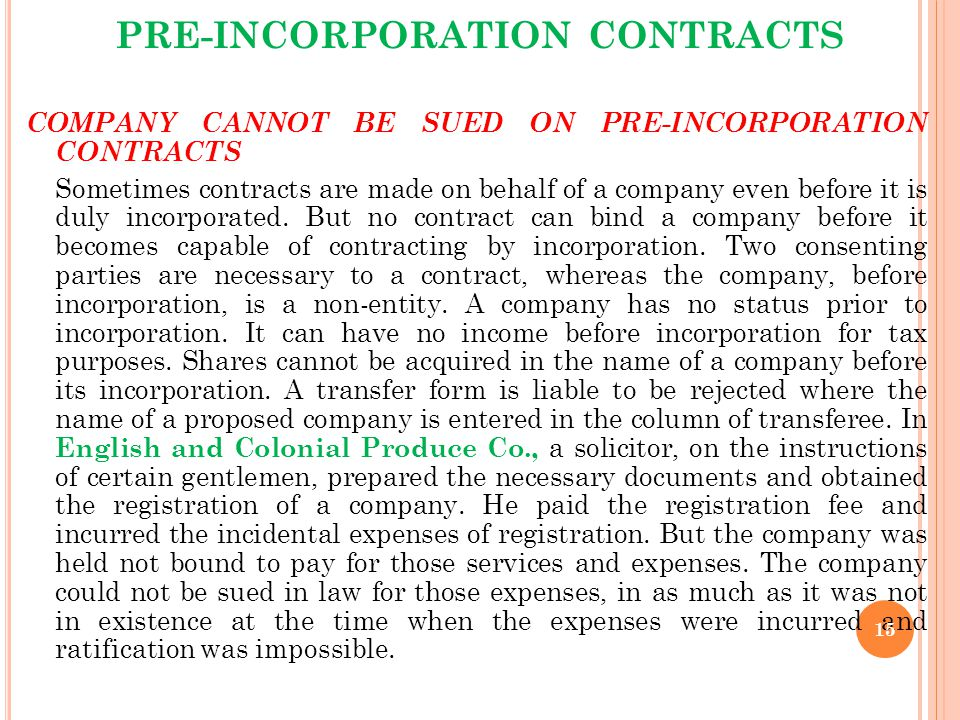 MODE OF FORMING INCORPORATED COMPANY Under Section 12 any seven or more persons in case of a public company and any two or more persons in case of a p