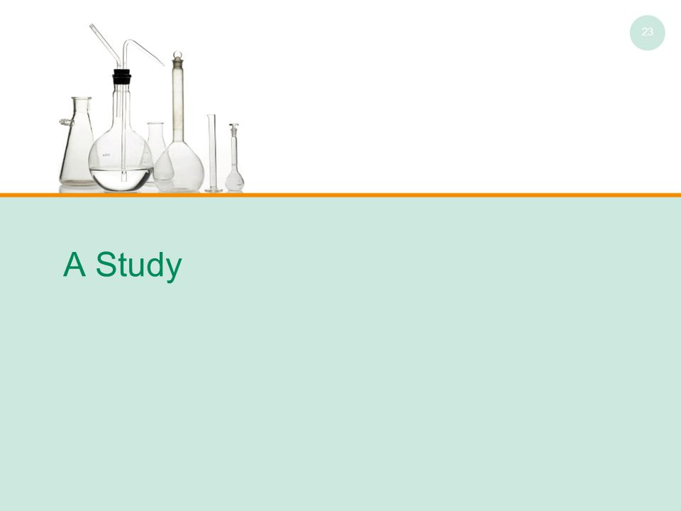 23 A Study
