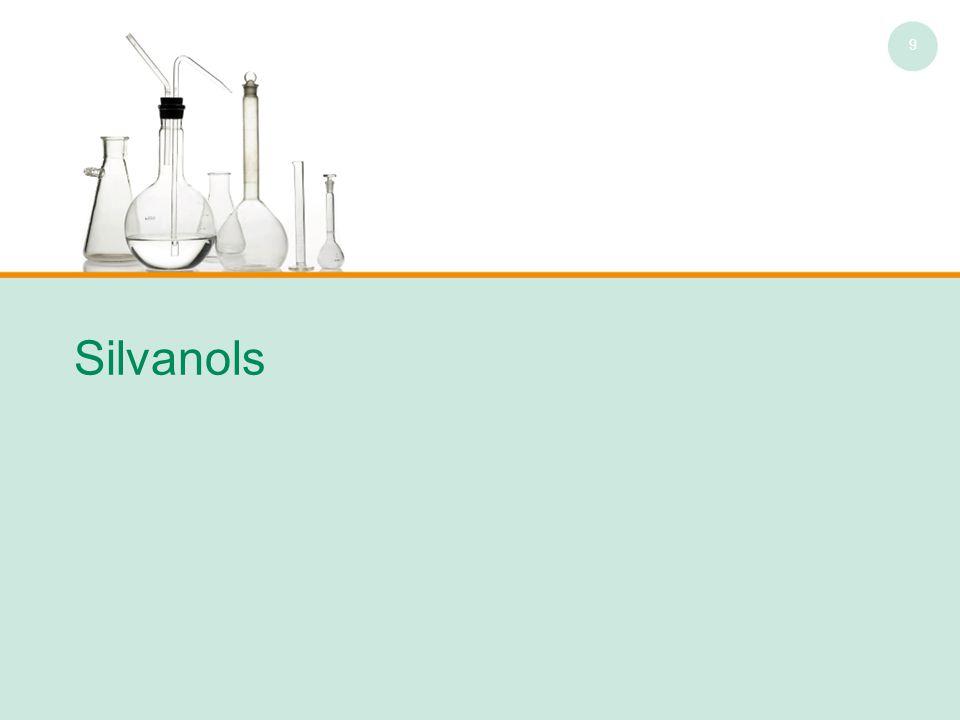 9 Silvanols