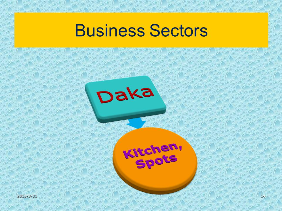 2015/3/3114 Business Sectors