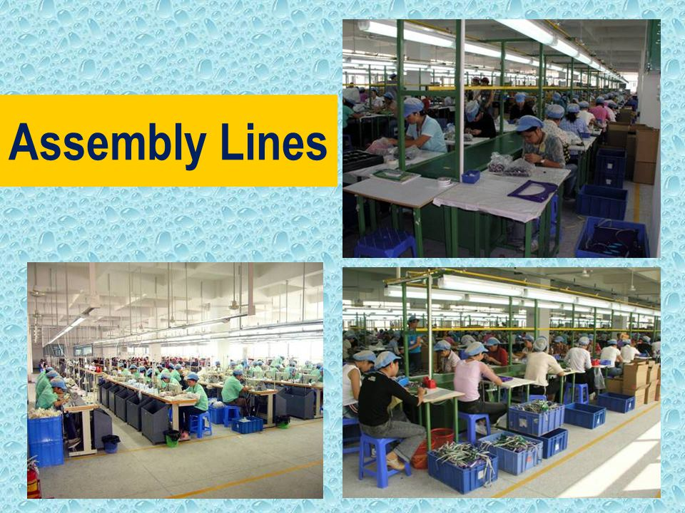 2015/3/3135 Assembly Lines