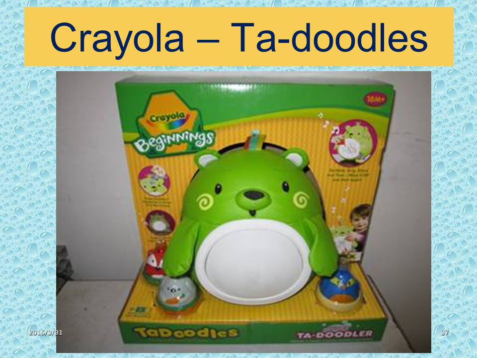 Crayola – Ta-doodles 2015/3/3137