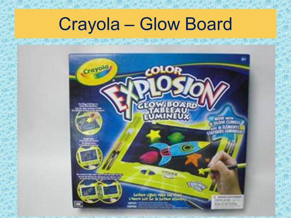Crayola – Glow Board