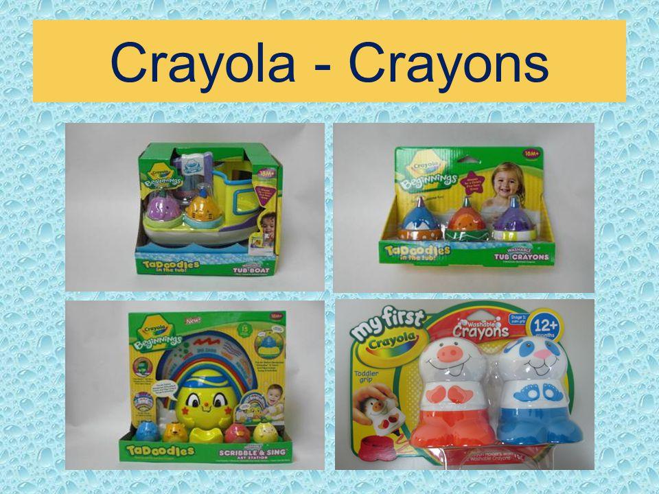 Crayola - Crayons