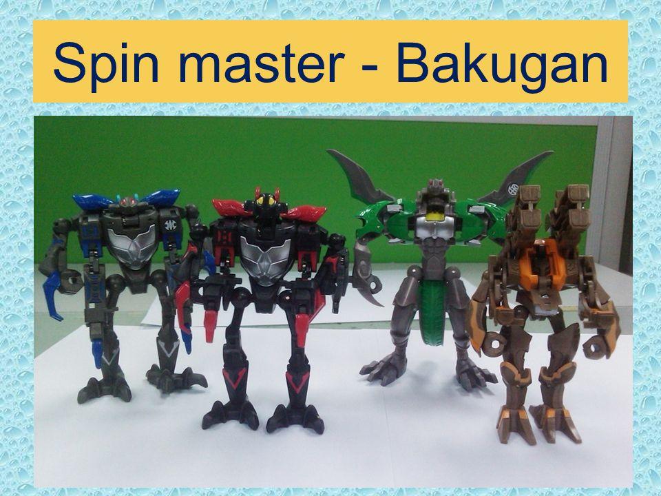 Spin master - Bakugan
