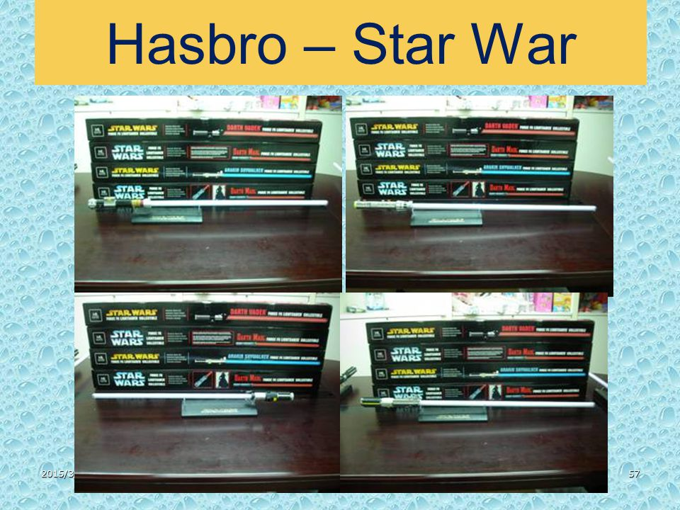 2015/3/3157 Hasbro – Star War