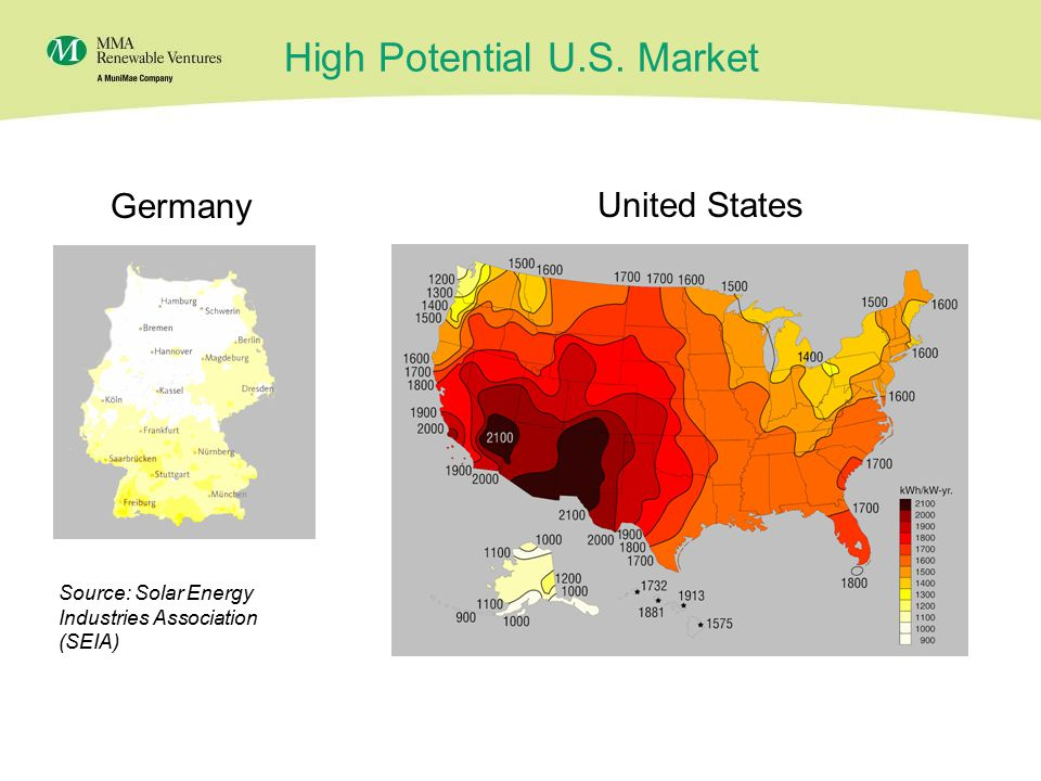 4 High Potential U.S.