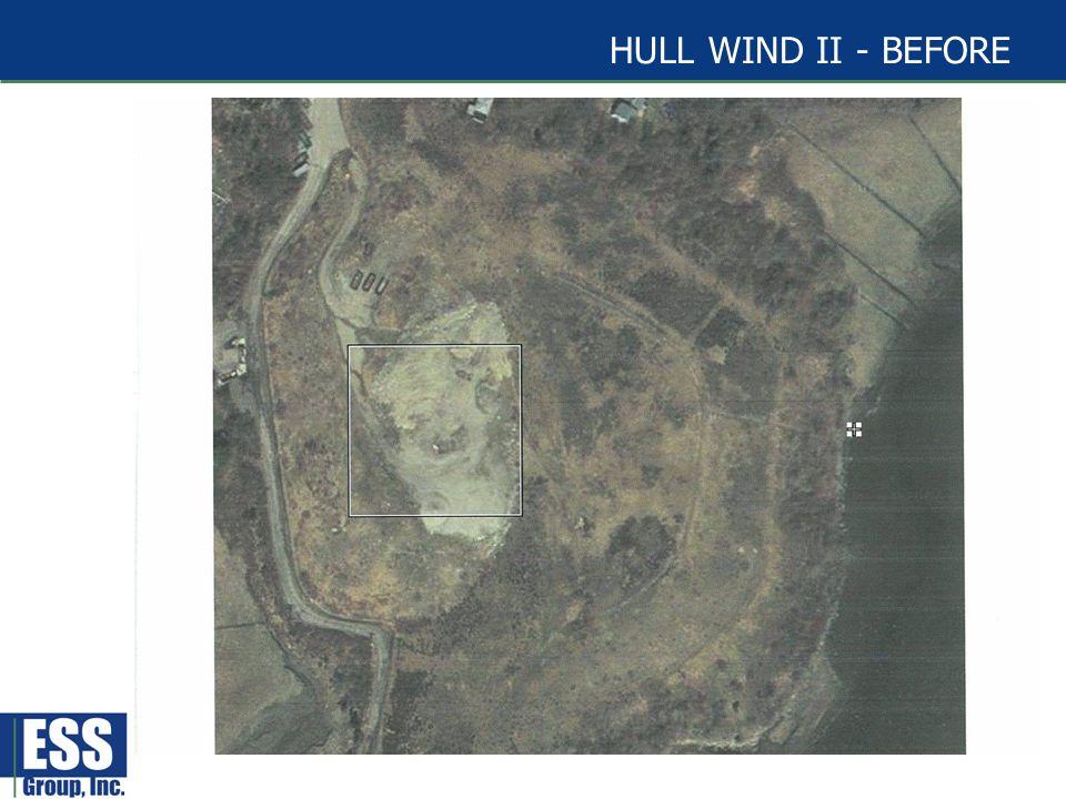 HULL WIND II - BEFORE
