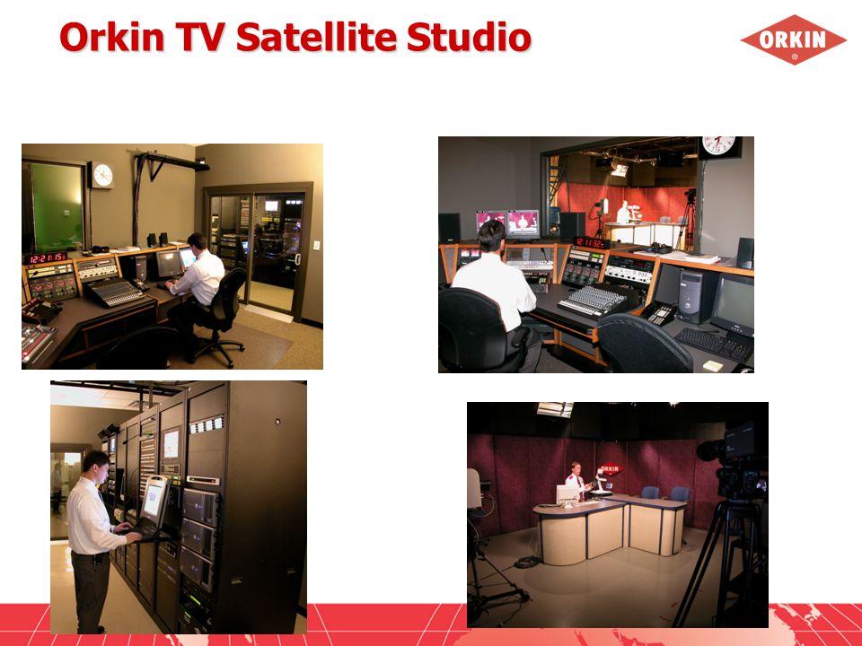 Orkin TV Satellite Studio
