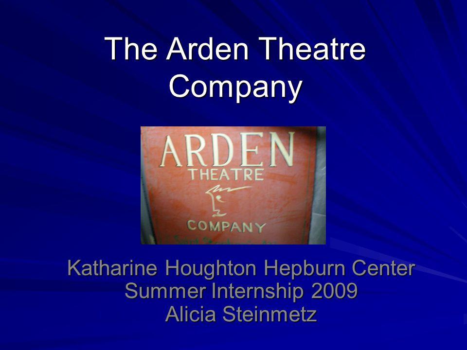 Education Arden Drama School Arden for All Arden In Class and On Stage Arden Summer Camp Study Guides Internship Program Arden Professional Apprenticeship