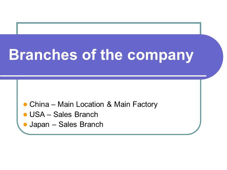 Target audience Commercial centres E-commerce / Internet Game Shops supermarkets International Exhibitions Tourism places