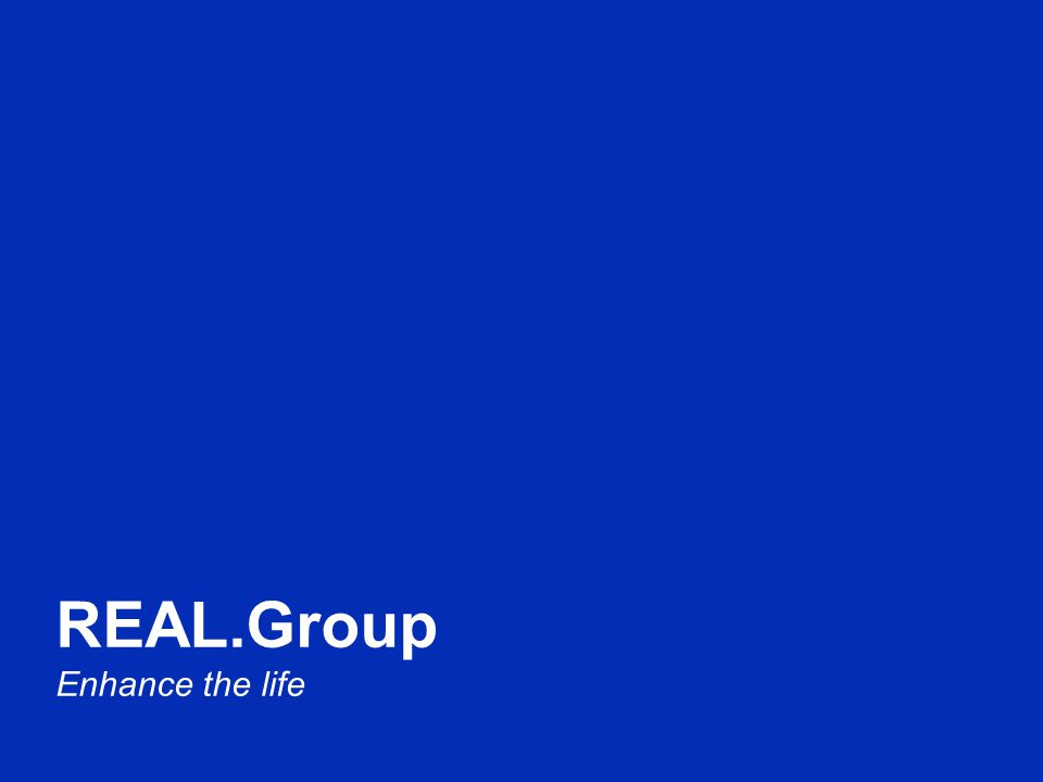 Company Structure Real Group is the largest Russian distributor of premium electrical equipment and lighting fixtures.