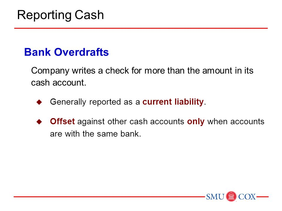 How are these accounts presented on the Balance Sheet.