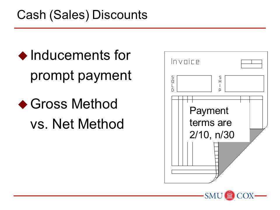Allowance Method Losses are Estimated: Percentage-of-sales.