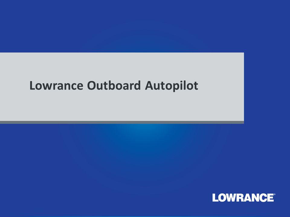 Lowrance Outboard Autopilot