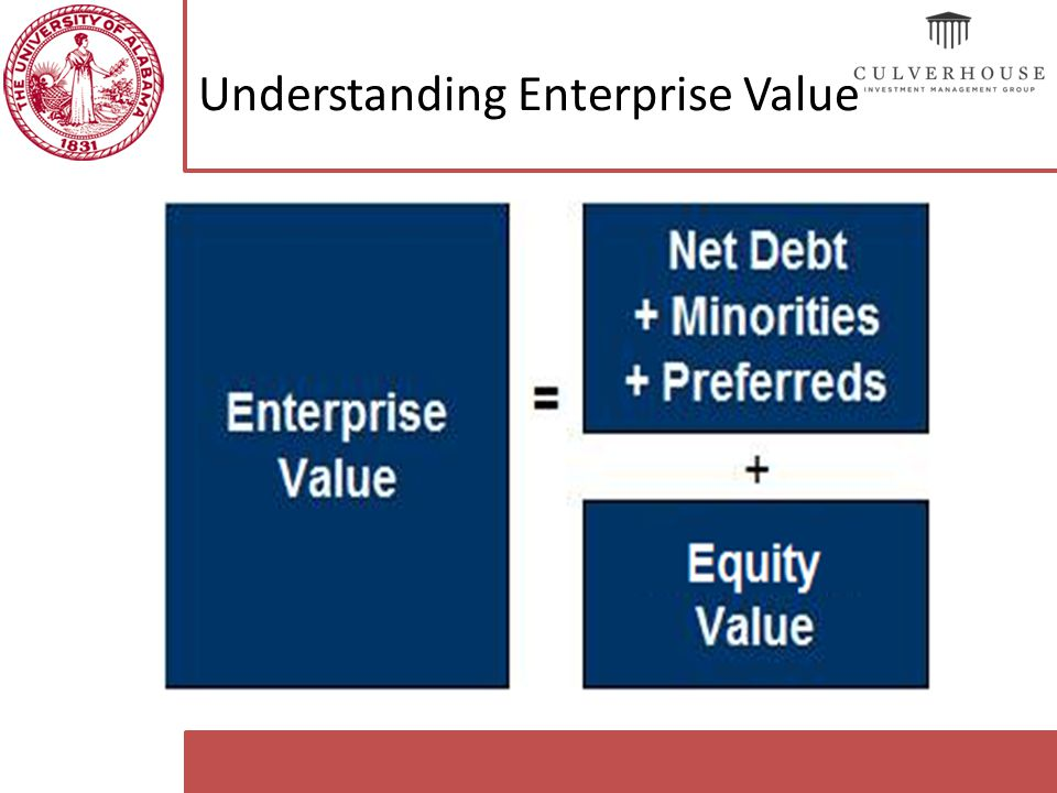 Understanding Enterprise Value
