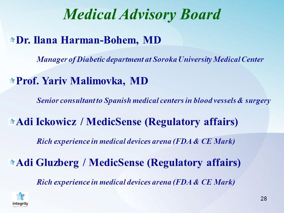 Medical Advisory Board 28 Dr.