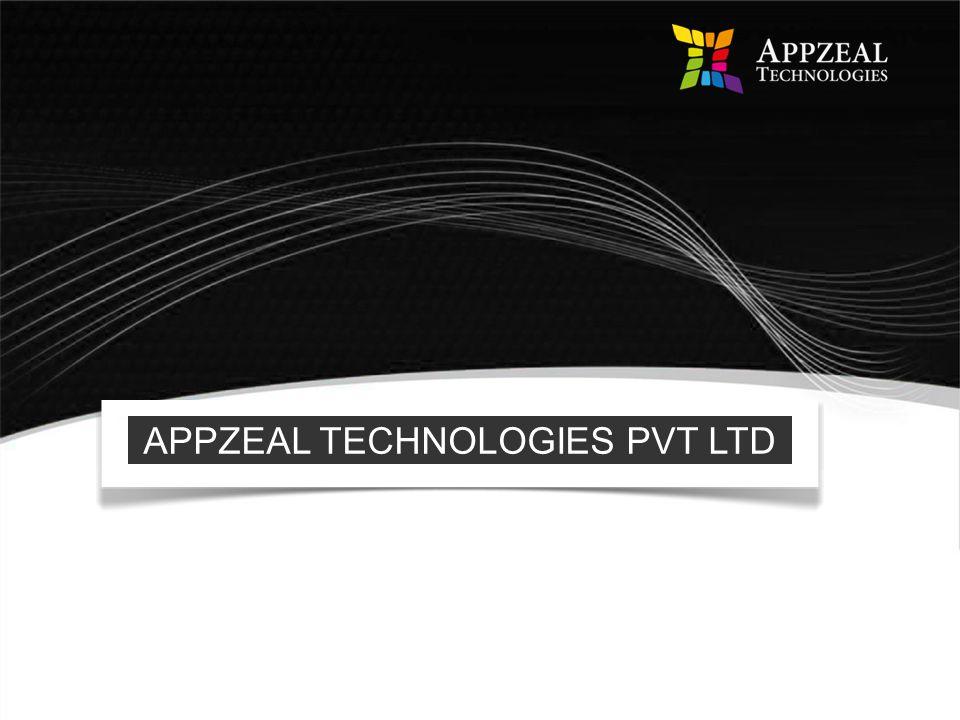 APPZEAL TECHNOLOGIES PVT LTD