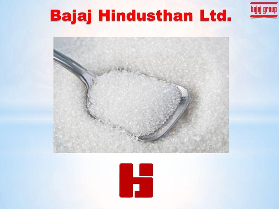 Bajaj Hindusthan Ltd.