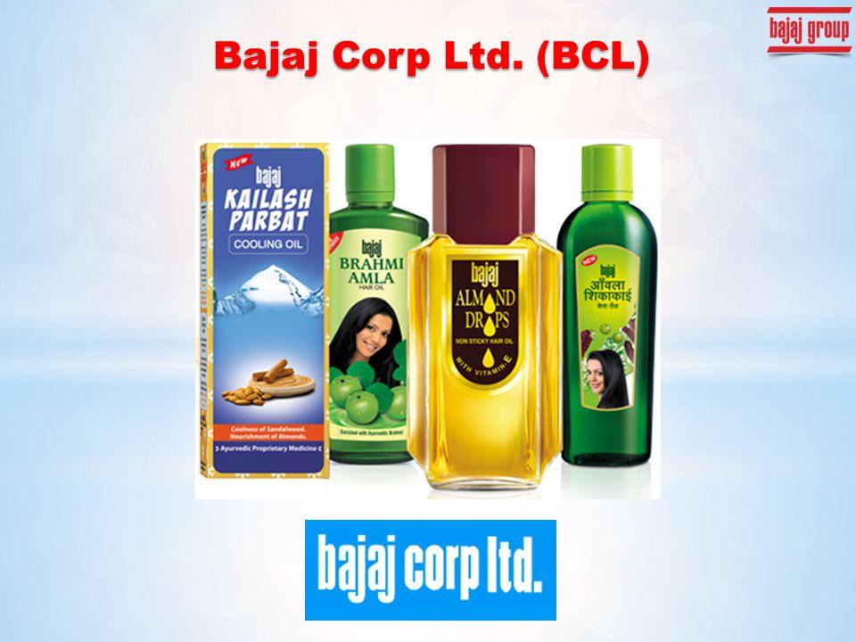 Bajaj Corp Ltd. (BCL)