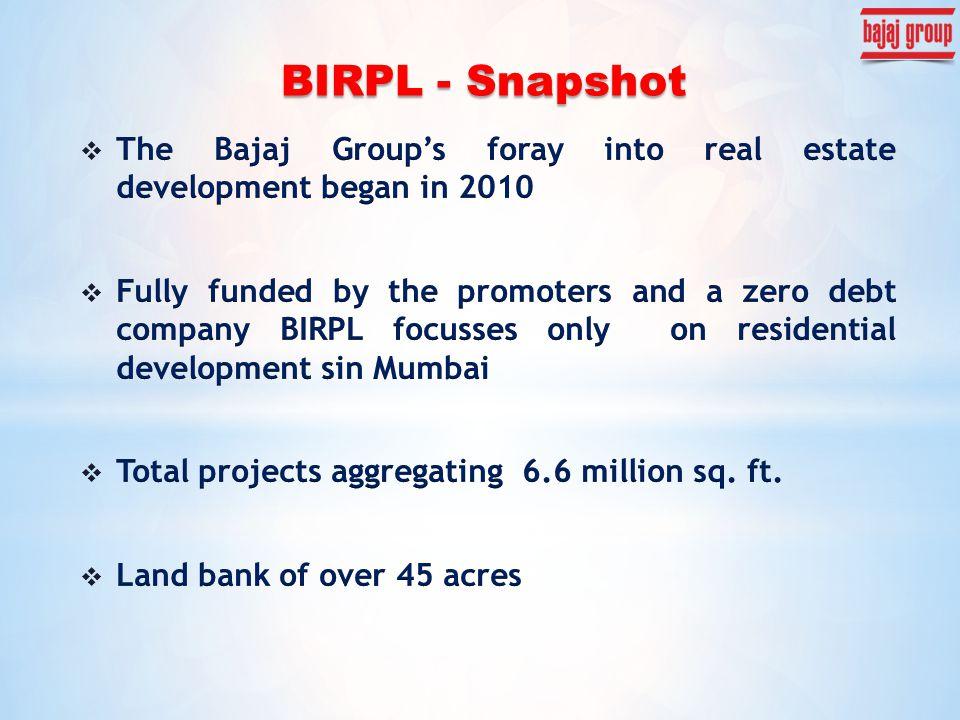 BIRPL - Snapshot