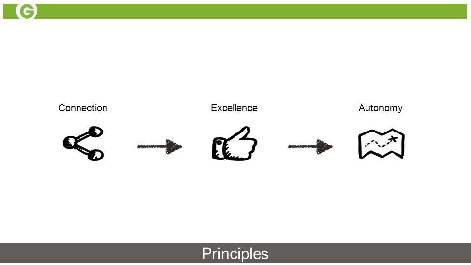 AutonomyConnectionExcellence Principles