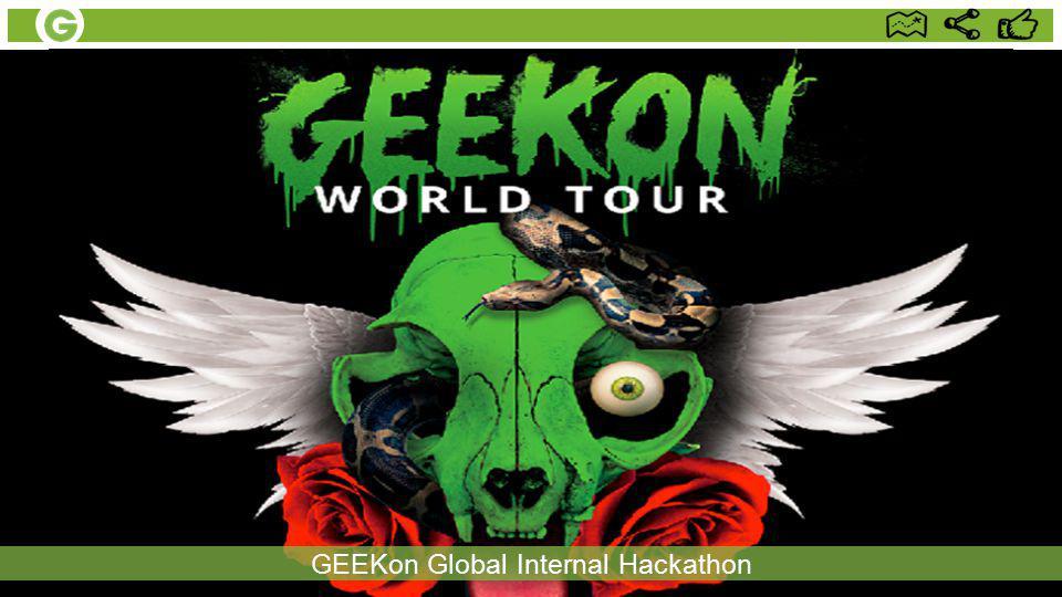 GEEKon Global Internal Hackathon