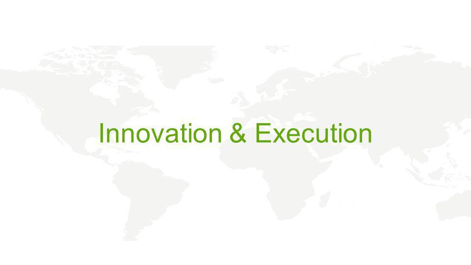 Innovation & Execution