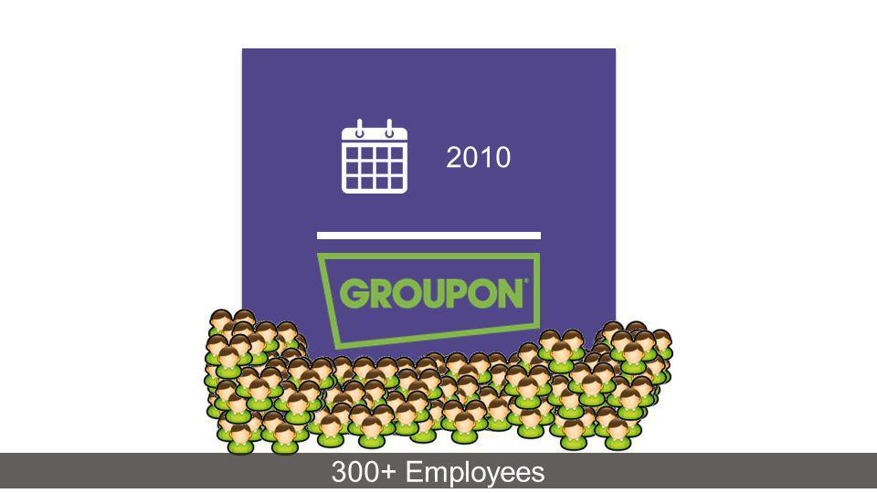 2010 300+ Employees