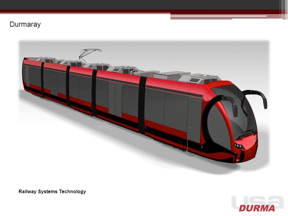 Durmaray Railway Systems Technology