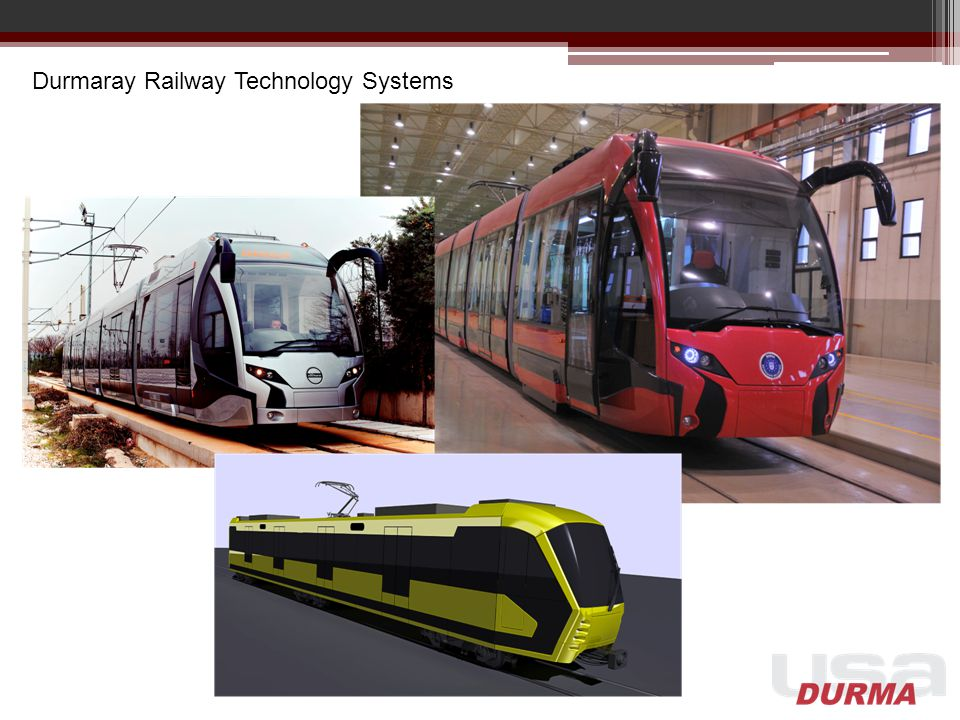 Durmaray Railway Technology Systems
