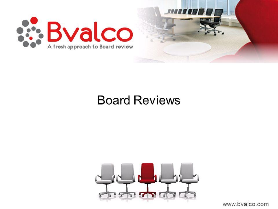 www.bvalco.com Board Reviews