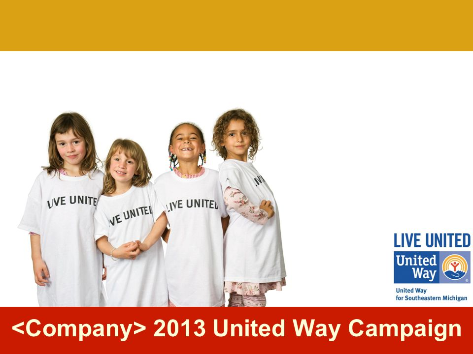 2013 United Way Campaign