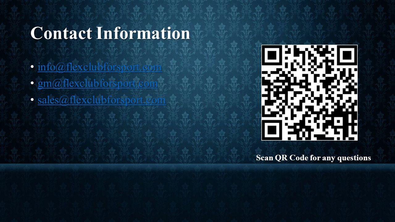 Contact Information info@flexclubforsport.com info@flexclubforsport.com info@flexclubforsport.com gm@flexclubforsport.com gm@flexclubforsport.com gm@f