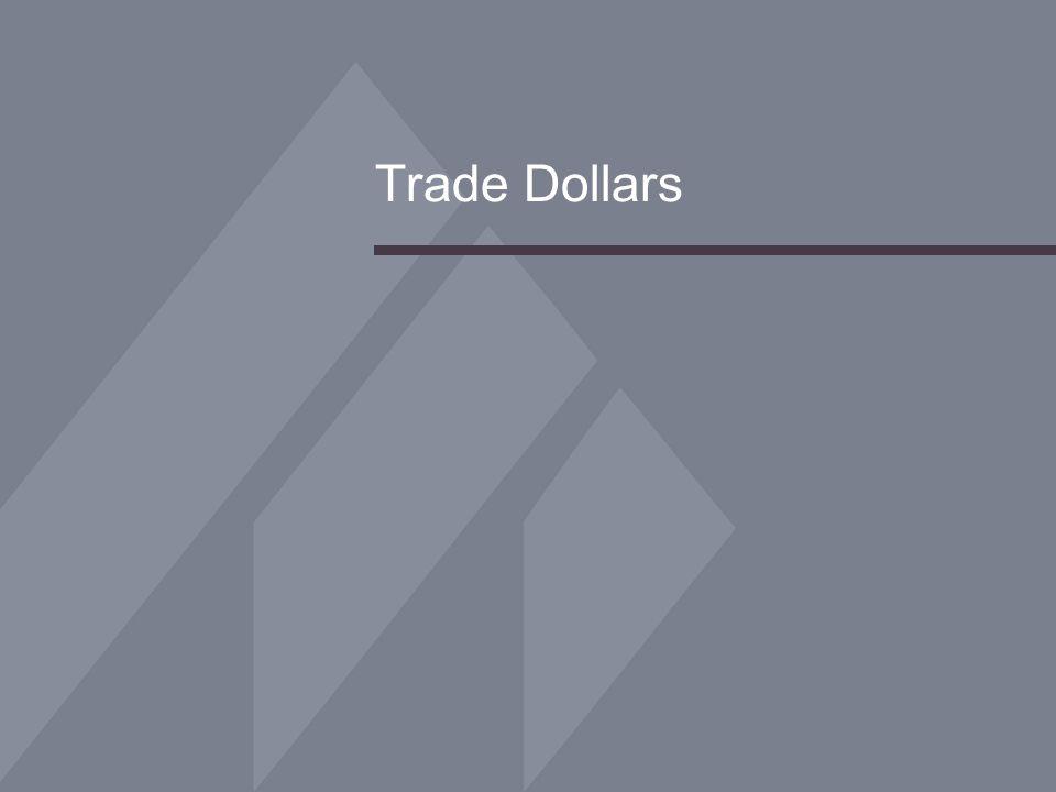 Trade Dollars