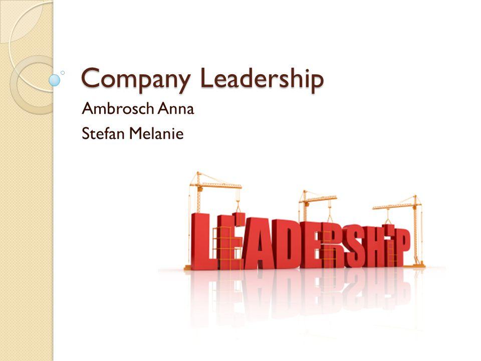 Leadership Styles 3 Types: ◦ Laissez Faire Leadership Style ◦ Autocratic Leadership Style ◦ Participative Leadership Style ◦ Democratic Leadership Style