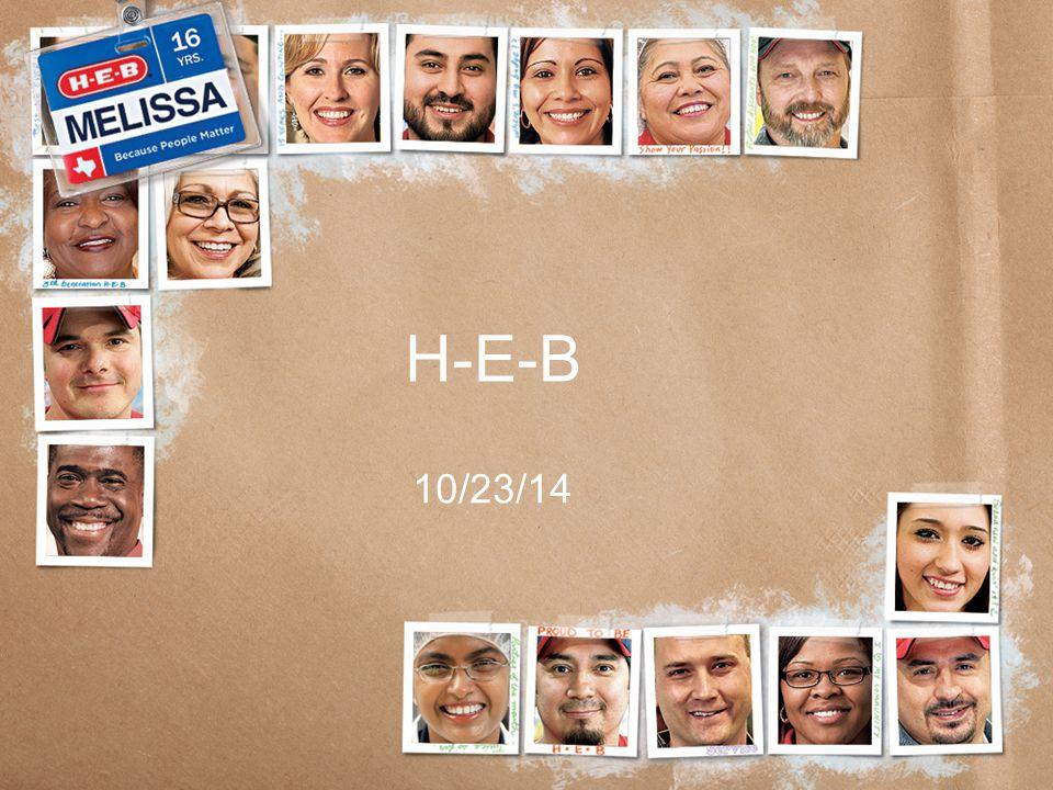 H-E-B 10/23/14