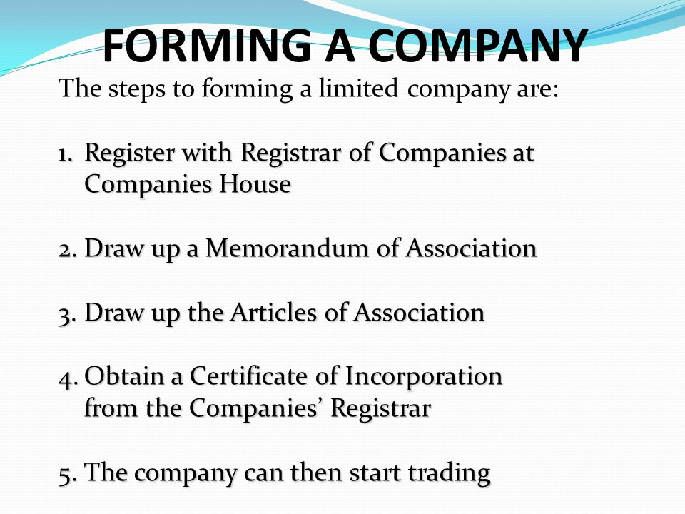 In a private limited company the shares are not offered for sale to the general public. Where as in a public limited company they are! SO REMEMBER!!!!