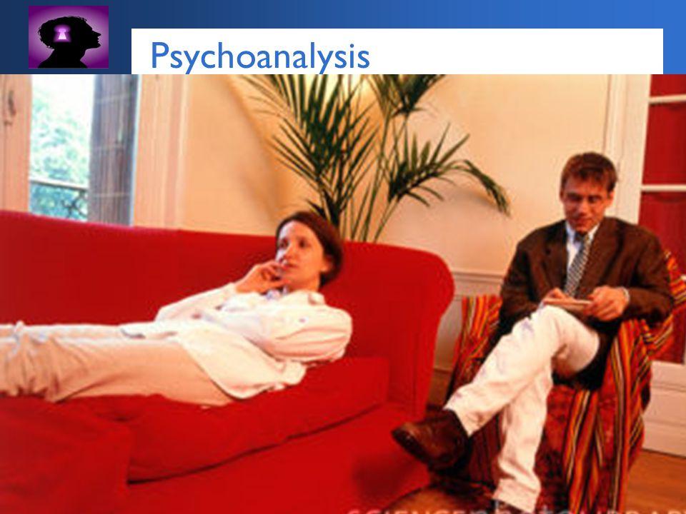 Company LOGO Psychoanalysis