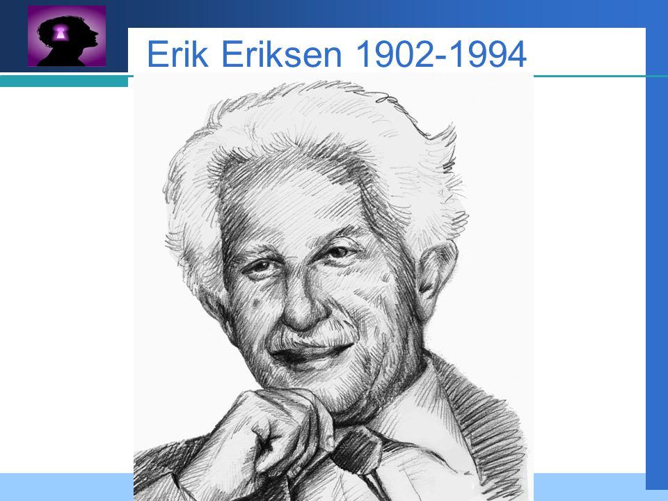 Company LOGO Erik Eriksen 1902-1994