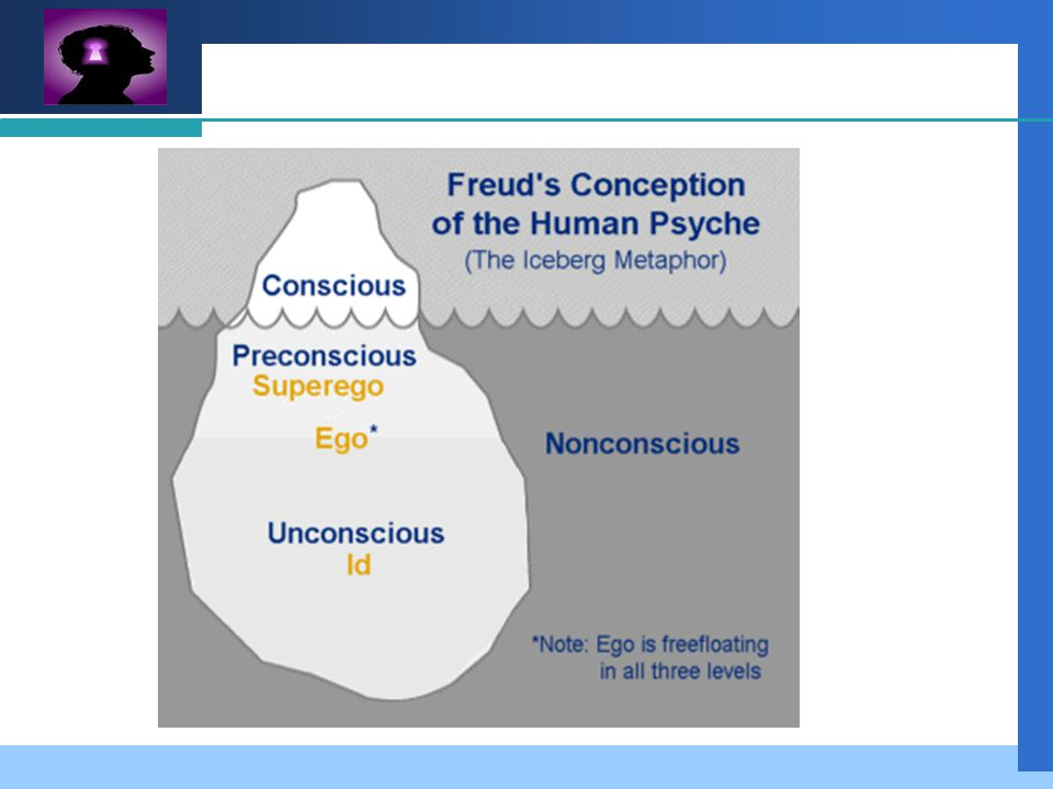 Company LOGO Discuss three differences between Freud and Jung