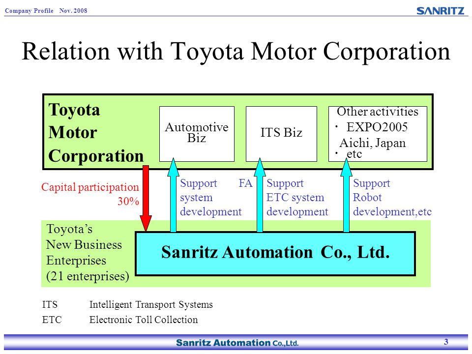 3 Company Profile Nov.