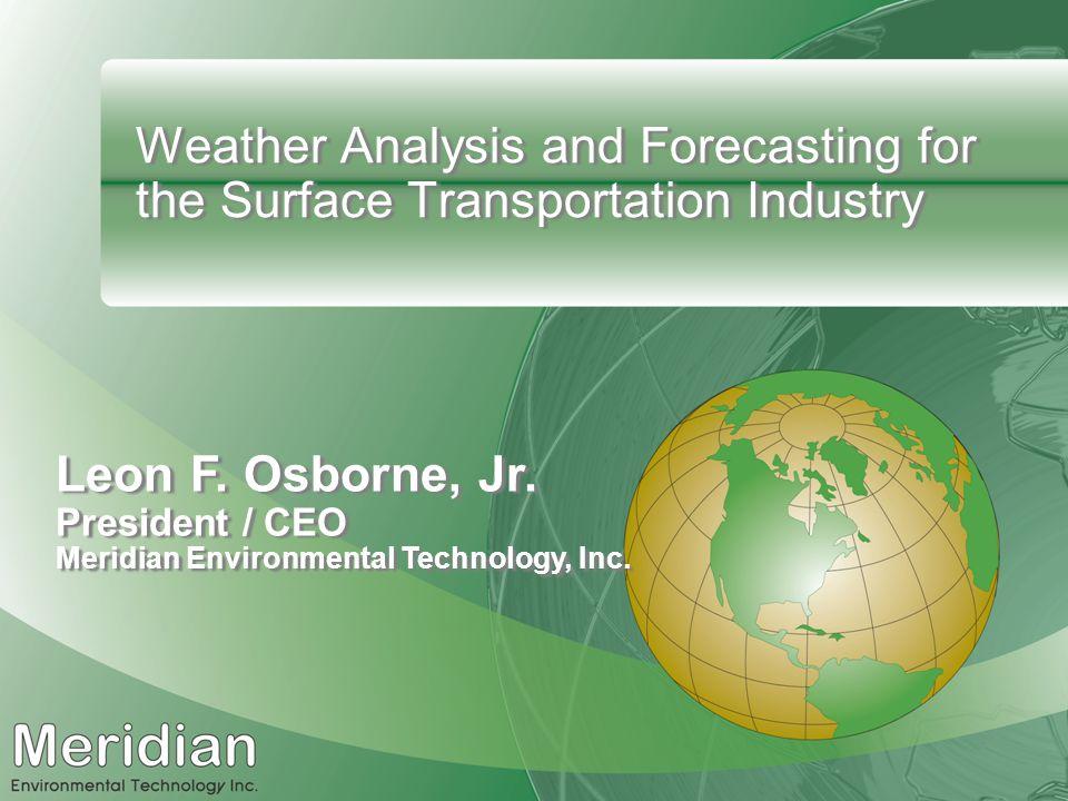 ©2009 Meridian Environmental Technology, Inc.