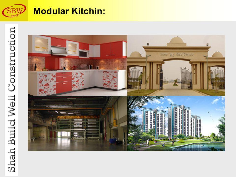 Modular Kitchin: