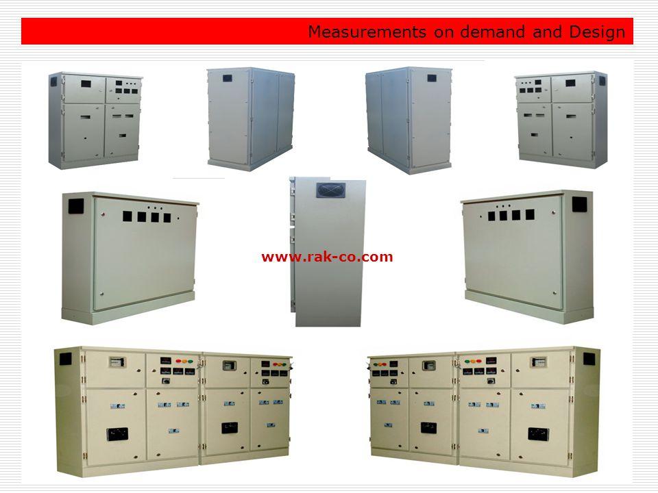 Electrical design of switch boards www.rak-co.com