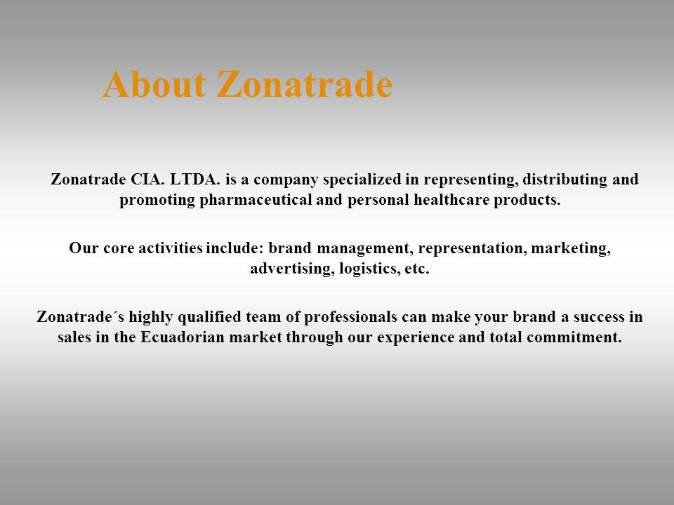 About Zonatrade Zonatrade CIA. LTDA.