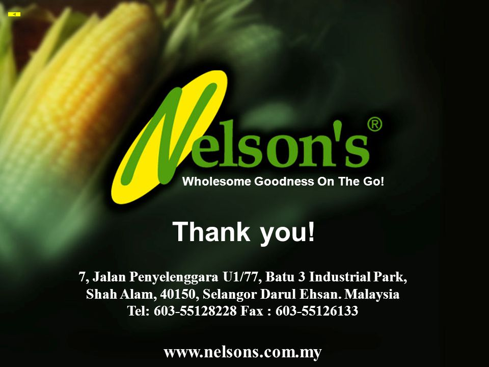 Nelson's Worldwide Expansion Plan Be part of the worldwide Nelson's franchise network. The franchise network is expected to grow over 30% and expand w